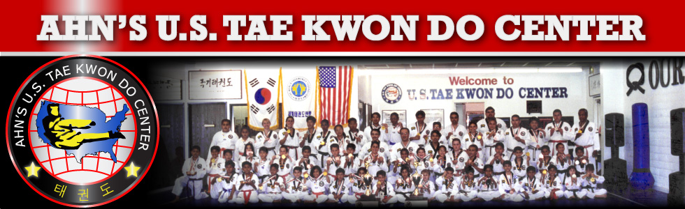 U.S Tae Kwon Do Center Banner